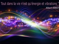 Tout est énergie